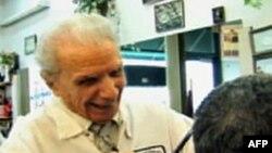 世界最老理发师曼奇内利