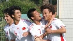 برتری چین در برابر کره شمالی