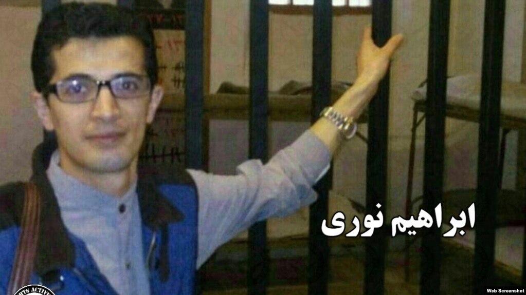 İbrahim Nuri Tehran Həbsxanası idarəsinə məktub yazıb
