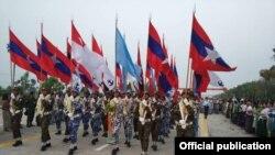 ၇၃ႏွစ္ေျမာက္ တပ္မေတာ္ေန႕ (Senior General Min Aung Hlaing)