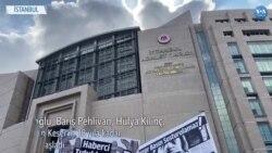 Gazeteciler 6 Gazetecinin Serbest Bırakılmasını İstiyor