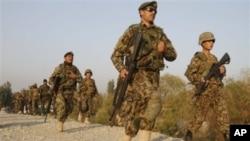 اوباما: افغاني قواوو ته به د واک سپارل پیل شي