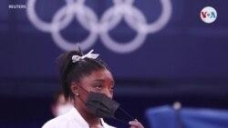 Biles, Osaka, Ledecky: el peso de la presión afecta a los atletas en los Juegos de Tokio 2020