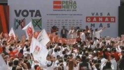 مبارزات انتخاباتی برای تصدی رياست جمهوری مکزيک