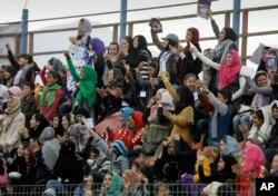 Afg'on ayollari endilikda sport musobaqalarida qatnasha oladi