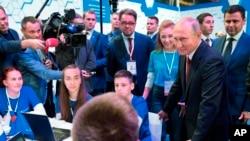 تاکید پوتین بر اهمیت استفاده از هوش مصنوعی