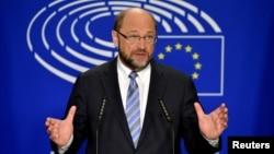 Predsednik Evropskog parlamenta Martin Šulc