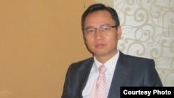 Luật sư Ngô Ngọc Trai, người biện hộ cho bị cáo Hàn Đức Long