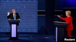 پہلا صدارتی مباحثہ