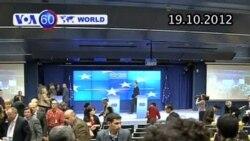 VOA60 Thế Giới 19/10/2012