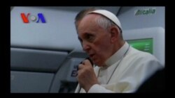 Is Pope Francis Changing Catholicism? (VOA On Assignment Aug. 9)