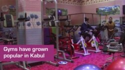 Owner of Ladies Gym in Afghanistan Speaks Out