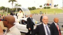 Vocero del Vaticano habla con la Voz de América