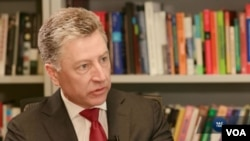 Đại diện đặc biệt của Mỹ phụ trách Ukraina Kurt Volker.