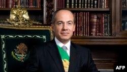 Cumhurbaşakanı Felipe Calderon