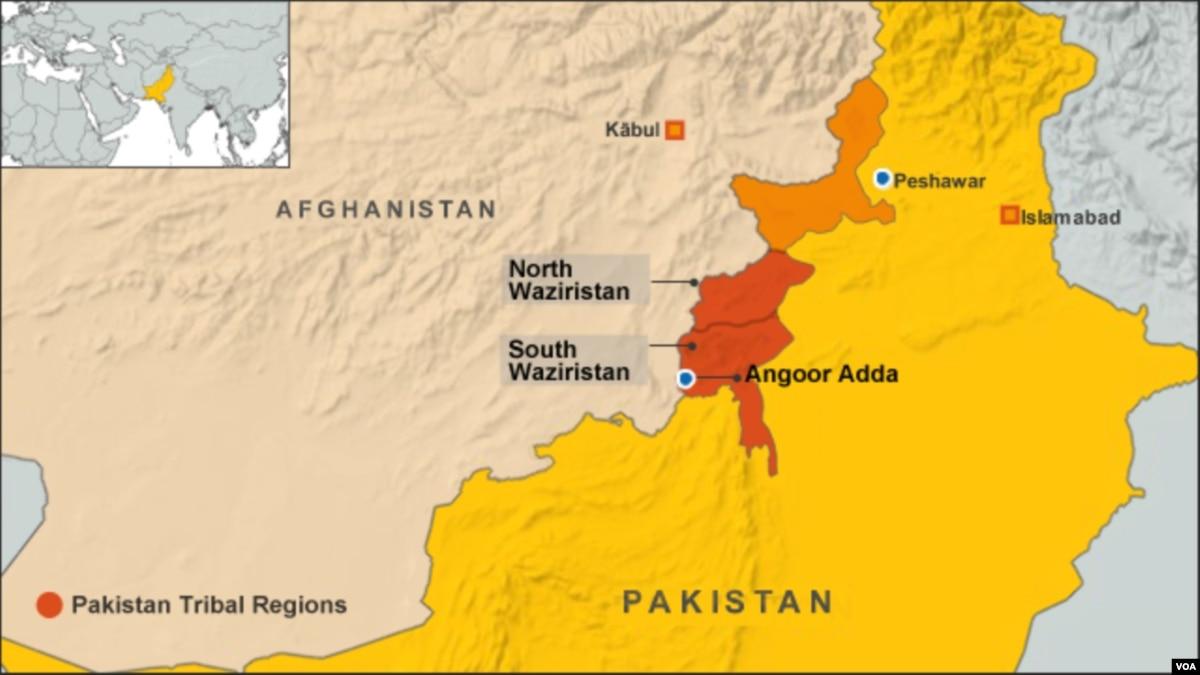 Tembakan Sengit Afghanistan Tewaskan 7 Tentara Pakistan