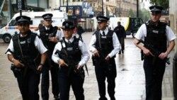 چهار نفر در بریتانیا به ظن فعالیت های تروریستی دستگیر شدند