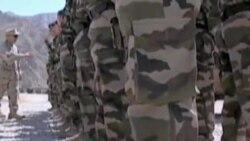 NATO-Afg'oniston/NATO-Afghanistan
