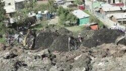 Etheopia Landslide