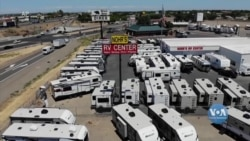 Через пандемію чимало американців відпочивають у будинках на колесах. Відео