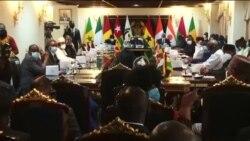 ECOWAS yataka viongozi wa mapinduzi Mali kuunda serikali ya kiraia