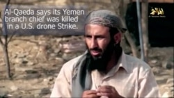 AQAP Yemen Branch Chief Killed in US Drone Strike