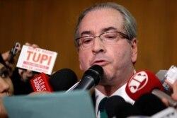 Brasil: Cassação de presidente da Câmara dos deputados vai hoje à votação