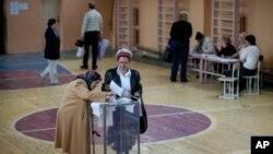 """""""Референдум"""" у Луганську."""