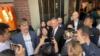 前美国国务卿蓬佩奥2021年10月17日与旅美港人互动(来自蓬佩奥的推特账号)