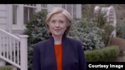 Hilari Klinton formalno je objavila kandidaturu u video spotu na internetu.