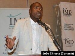João Chicote, Jornalista moçambicano