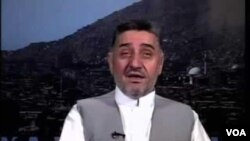 عبدالواحد طاقت، جنرال پیشین و تحلیلگر امور سیاسی