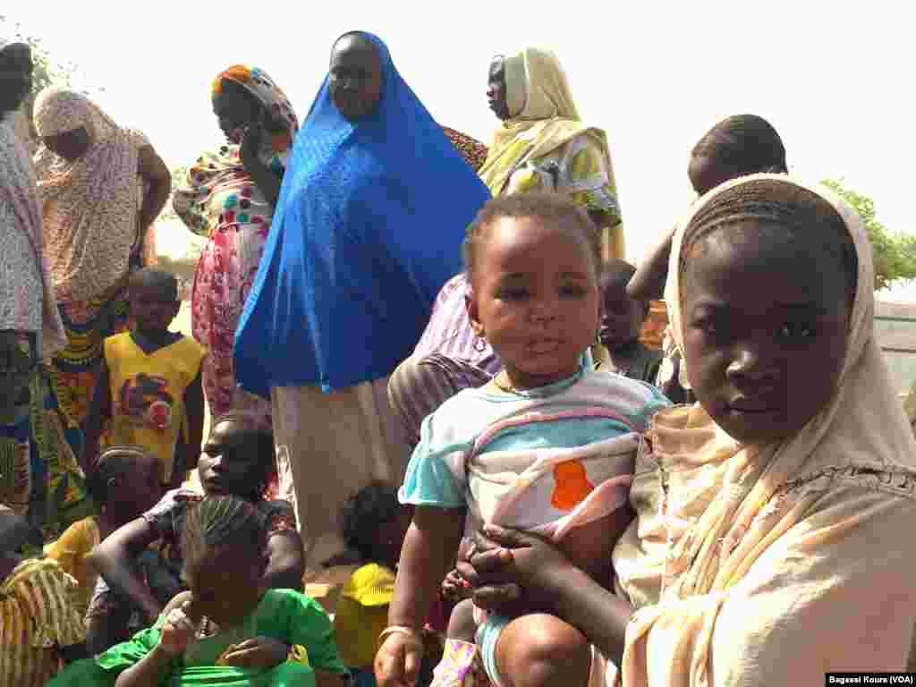 O campo de refugiados de Dar Es Salam alberga 700 pessoas.