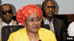 Hajiya Aisha Buhari