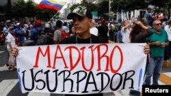 پیش از این آمریکا گفته بودند که نتایج انتخابات ونزوئلا را به رسمیت نمیشناسد