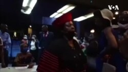 Chaos At MDC-T Extraordinary Congress