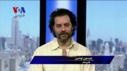 گفتگو با جیسون نوشین هنرمند ایرانی انگلیسی؛ رانده شدگان از بهشت