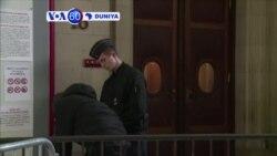 VOA60 DUNIYA: FRANCE An Yanke Hukuncin Dauri A Kurkuku Ma Wasu Mutane 12