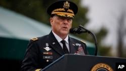 Tướng Mark Milley.