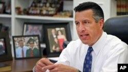 """""""La noción de haber sido considerado para un escaño en el más alto tribunal de la Tierra es conmovedor y estoy increiblemente agradecido de haber sido mencionado"""", dijo Sandoval."""
