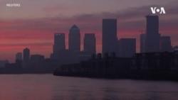 英國經濟下滑 全球今年可能陷入最嚴重的經濟衰退