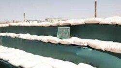 محموله های بیست و نه تنی تریاک کشف شده در فرودگاه تهران