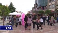 Fushatë ndërgjegjësuese kundër kancerit të gjirit