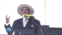 Museveni amkosoa Kagame