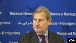 Johannes Hahn - European Neighbourhood Policy & Enlargement Negotiations
