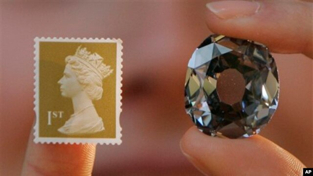 """Vitelbah"" - retki plavi dijamant od 35,56 karata na aukciji 2008. prodat je za 24,4 miliona dolara."
