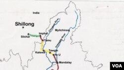 India Burma Border