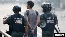 Hay 142 casos de detenciones que se investigan por violaciones de derechos humanos en Venezuela.