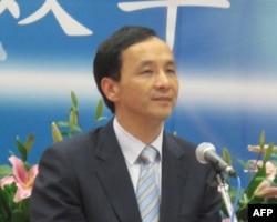 朱立伦辞去行政院副院长职务