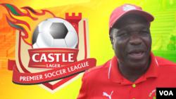 Bulawayo City Club Chairman Jerry Sibanda